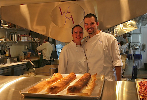 Chef Owners William & Merry