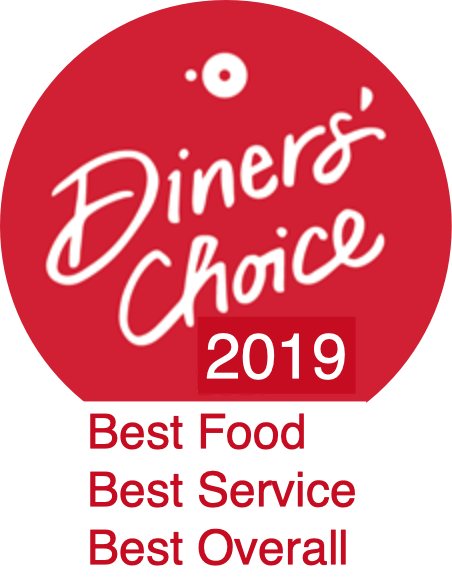 Open Table Dinners Choice Winner 2019