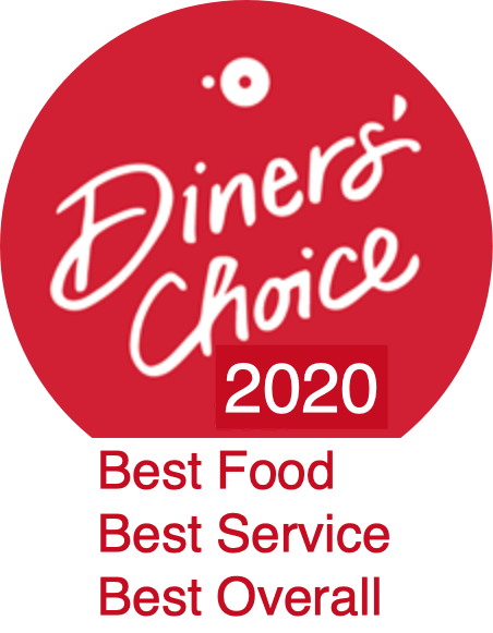 Open Table Dinners Choice Winner 2020